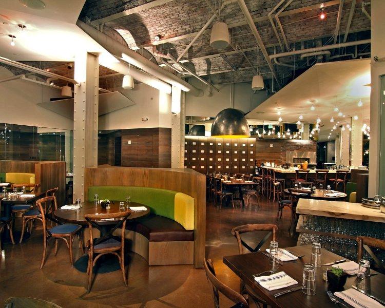 Trade Restaurant, Boston Review