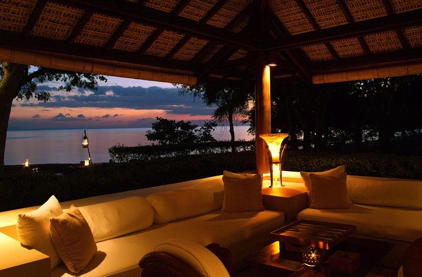 Amanwana, Moyo Island, Indonesia