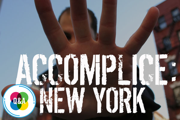 Accomplice New York interactive theater