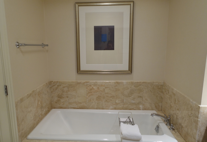Deluxe Room Bathtub, Ritz-Carlton Boston Review