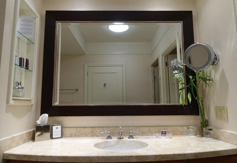 Ritz-Carlton Boston Review-Deluxe Bathroom