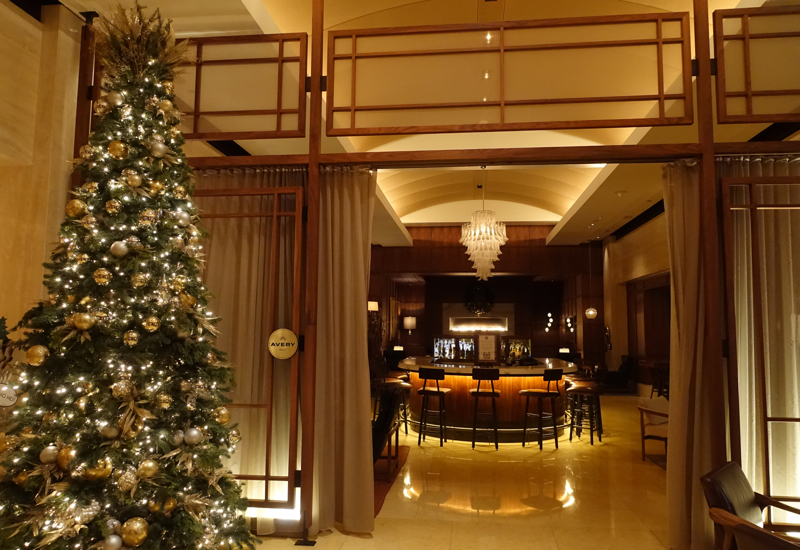 Lobby and Avery Bar, Ritz-Carlton Boston Common Review