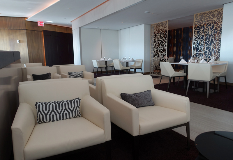 Review: Etihad Lounge New York JFK