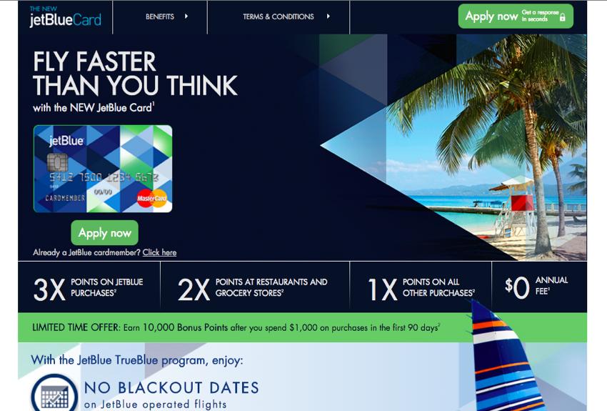 New JetBlue Credit Cards Worth It?