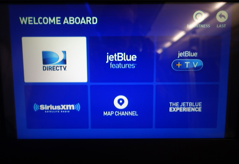 Review: JetBlue Mint IFE