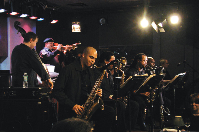 Mingus Big Band, Jazz Standard, NYC