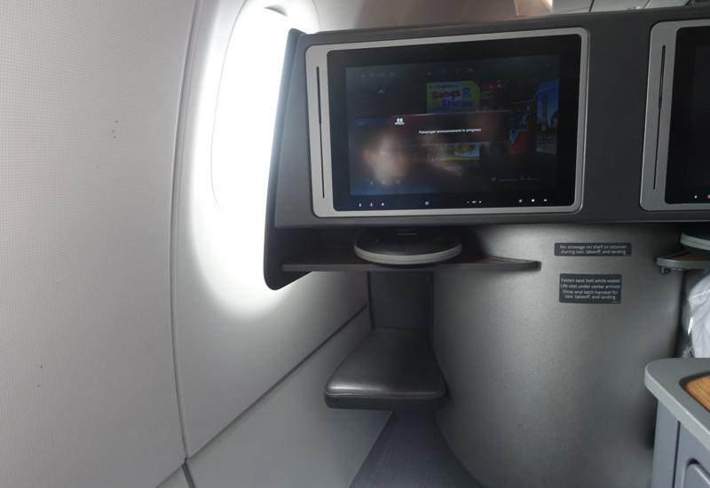 Ottoman, AA A321 Business Class Review