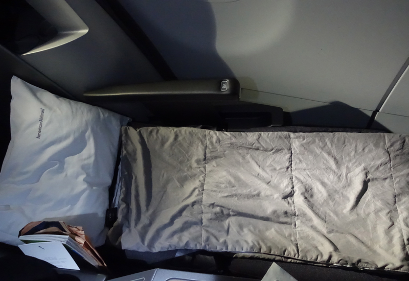 Review: American A321 Business Class New York to Los Angeles