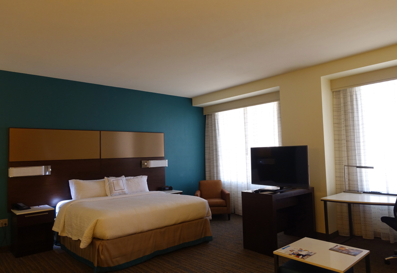 Large Studio, Residence Inn at LAX Airport Review