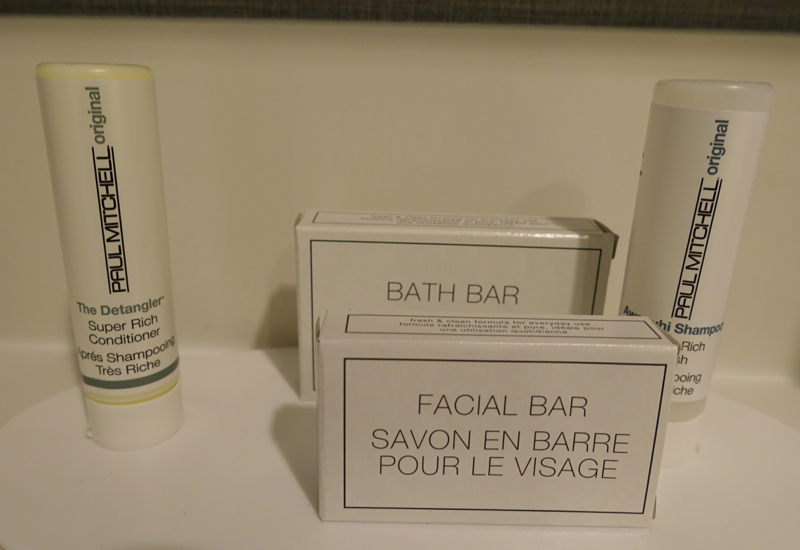 Paul Mitchell Bath Products, Residence Inn LAX Airport Review