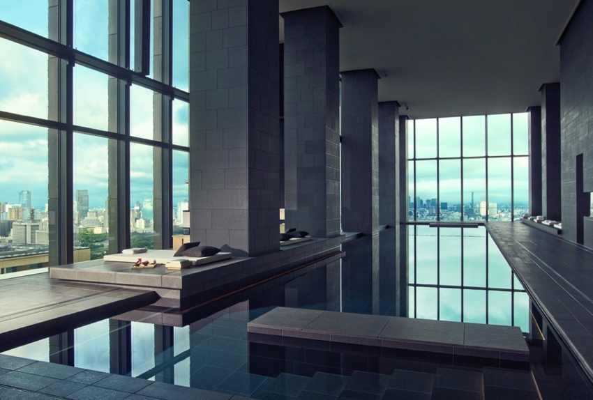 Top First Class Awards to Tokyo and Best Tokyo Luxury Hotels