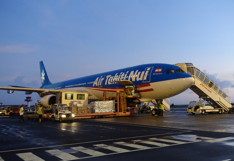 Air Tahiti Nui A340-300 Review