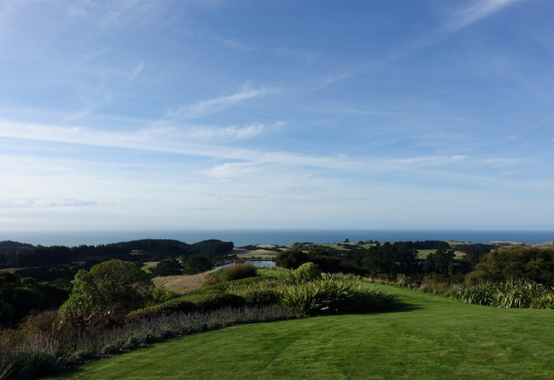 Farm at Cape Kidnappers, Hawke's Bay, New Zealand