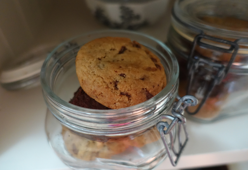 Homemade Chocolate Chip Cookies, The Farm at Cape Kidnappers Review