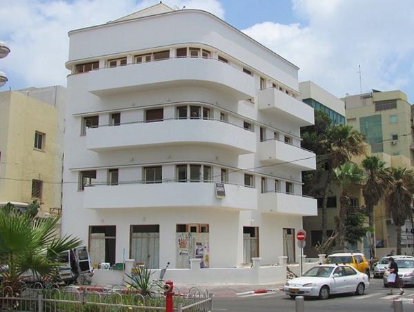 White City Tour Tel Aviv