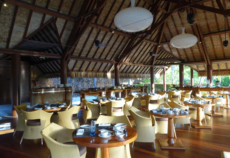 Four Seasons Bora Bora Restaurant Reviews