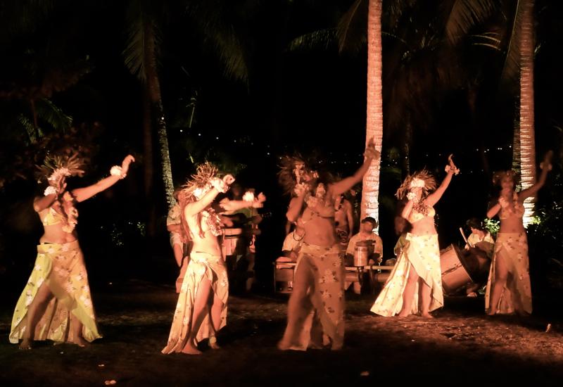 Polynesian Dance Show, Bora Bora