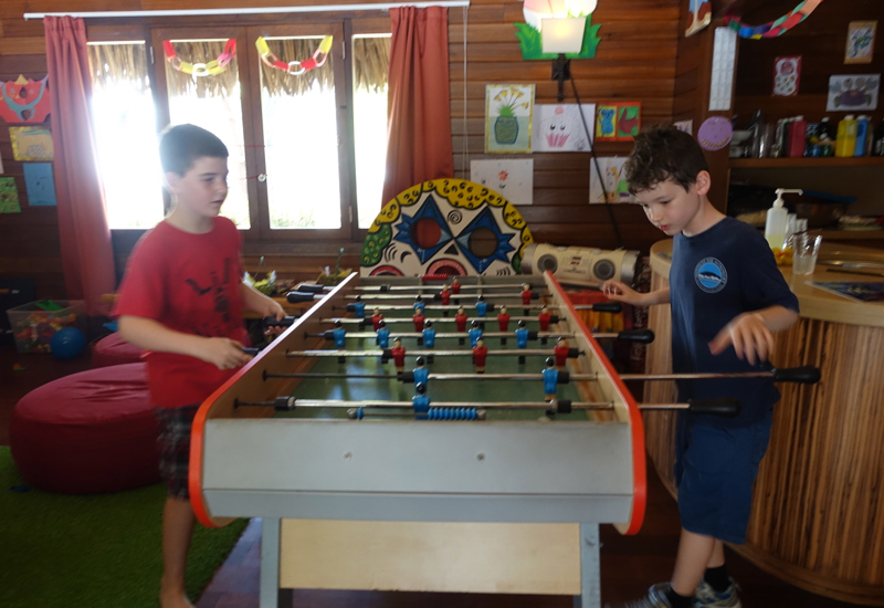 Kids' Club, Four Seasons Bora Bora