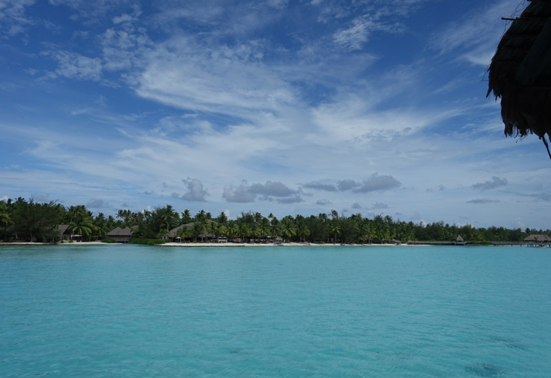 Emerald Overwater Villa View, InterContinental Bora Bora Review