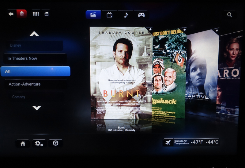 More Film Choices on American Airlines