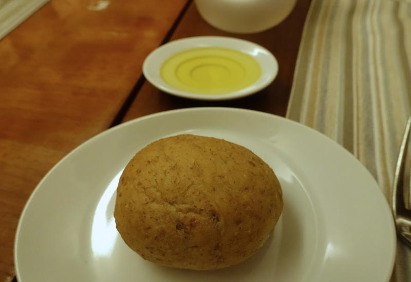 Bread, Reef Restaurant, InterContinental Bora Bora Review