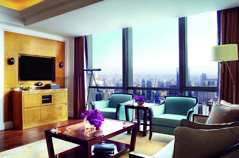 Ritz-Carlton Chengdu: Guaranteed Upgrade