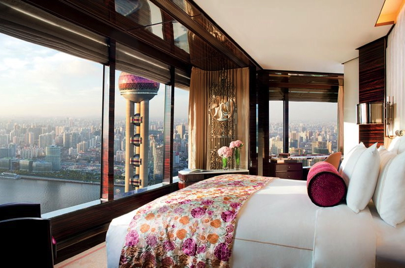 Ritz-Carlton Shanghai Pudong: Book with Ritz-Carlton STARS Benefits