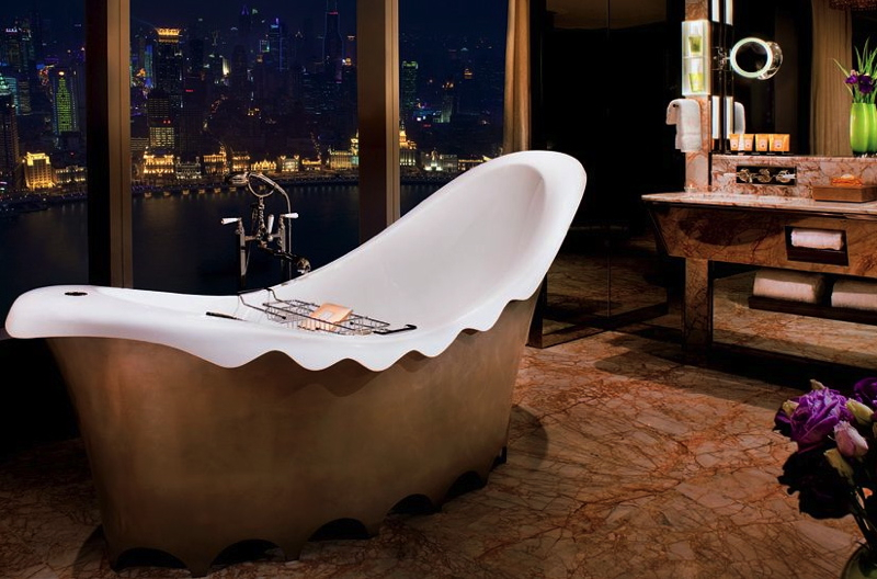 Ritz-Carlton Shanghai Pudong: Guaranteed Double Upgrade