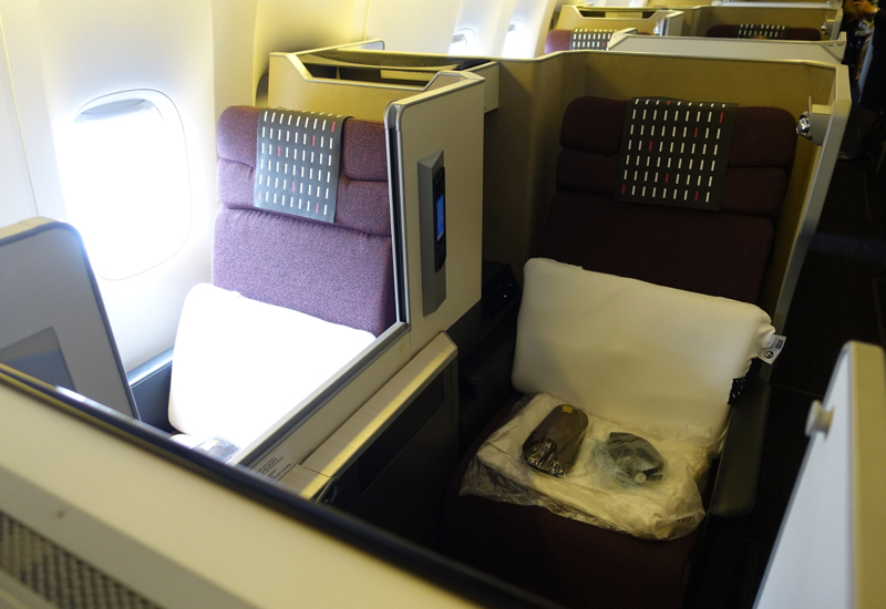 Japan Airlines JAL: No Seat Selection Online for AA Award Tickets