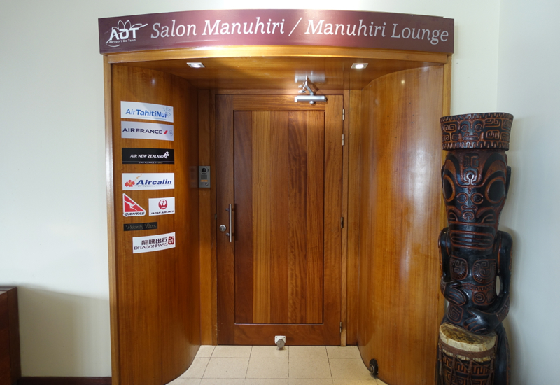 Papeete Airport Business Class Lounge Review-Manuhiri Lounge