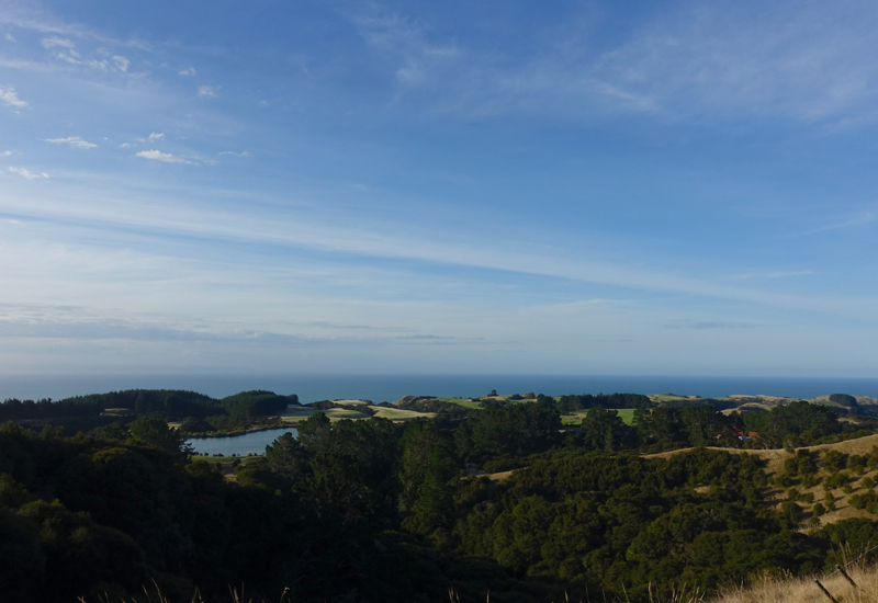 View from Lodge Suite, The Farm at Cape Kidnappers Review