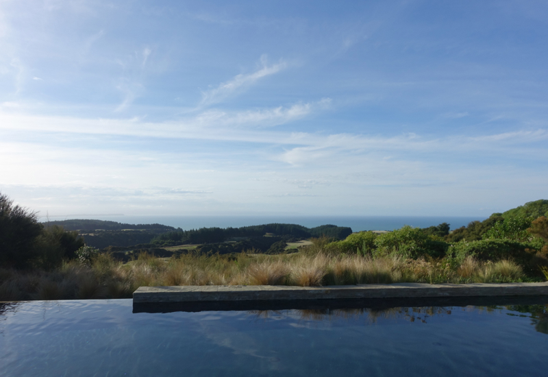 Pool, The Farm at Cape Kidnappers Review