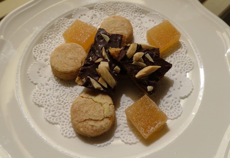 Mignardises, The Farm at Cape Kidnappers Restaurant Review
