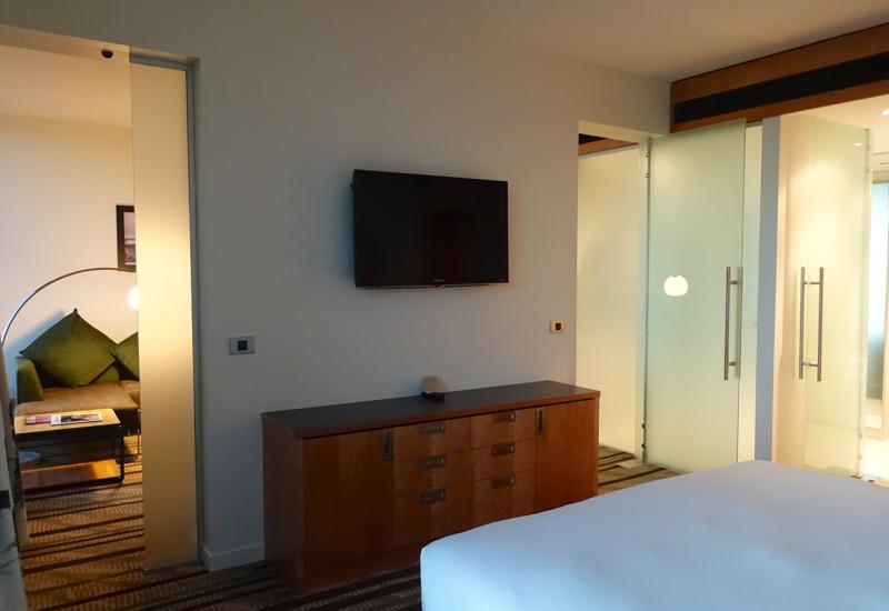Novotel Auckland Airport Hotel Review-Suite