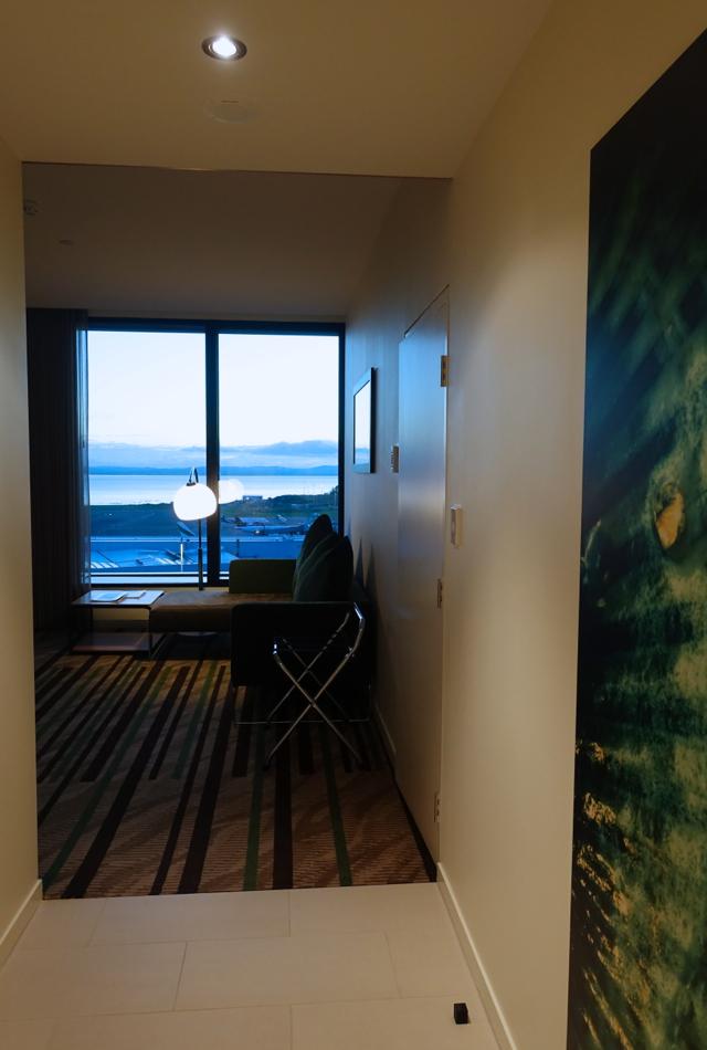 Novotel Auckland Airport Review-Suite Entrance