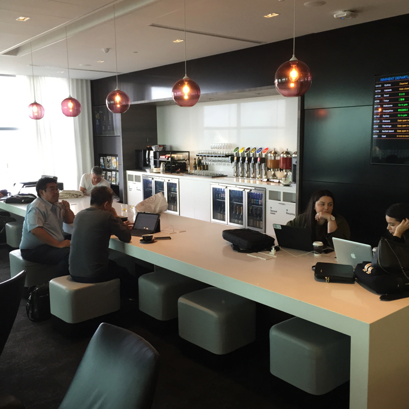 Lounge Review: Air New Zealand Auckland Airpot Koru Lounge