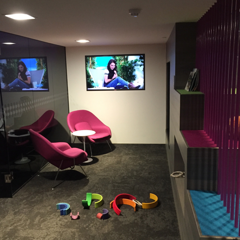 Air New Zealand Auckland Lounge Review-Kids' Playroom