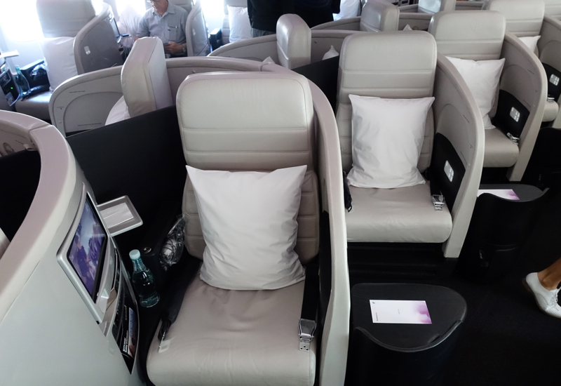 Review: Air New Zealand Business Premier Seat