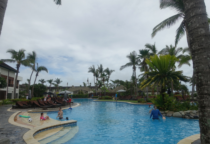 Sofitel Fiji Resort & Spa: Swimming Pool
