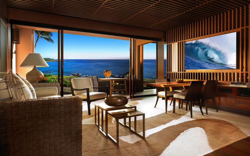 Four Seasons Lanai