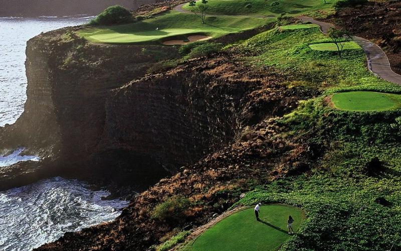 Manele Golf Course, Lanai: Enjoy a Free Round of Golf