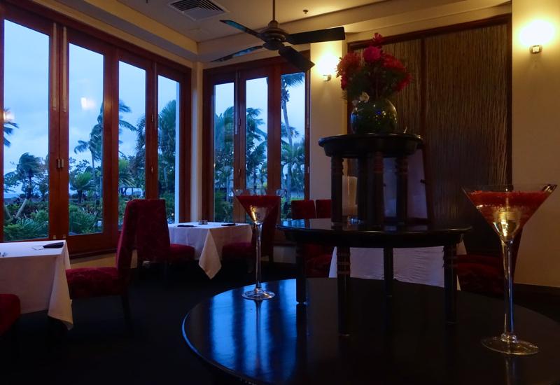 Sofitel Fiji Restaurants and Menus Review