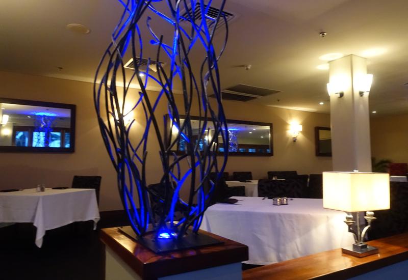 V Restaurant, Sofitel Fiji Resort Review