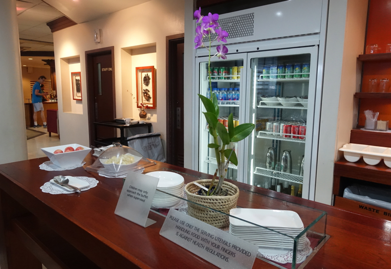 Review: Fiji Airways Tabua Club Lounge, Nadi Airport