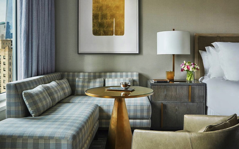 Four seasons new york downtown open for reservations for All season rooms