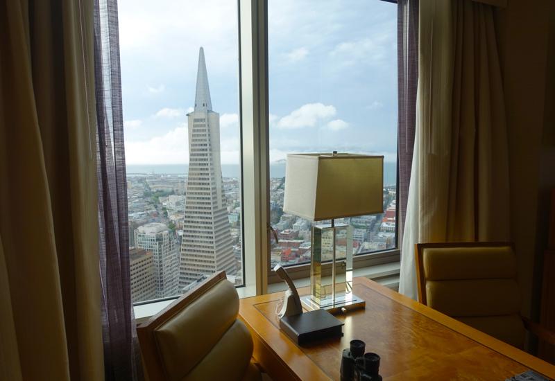 Loews Regency San Francisco Hotel Review