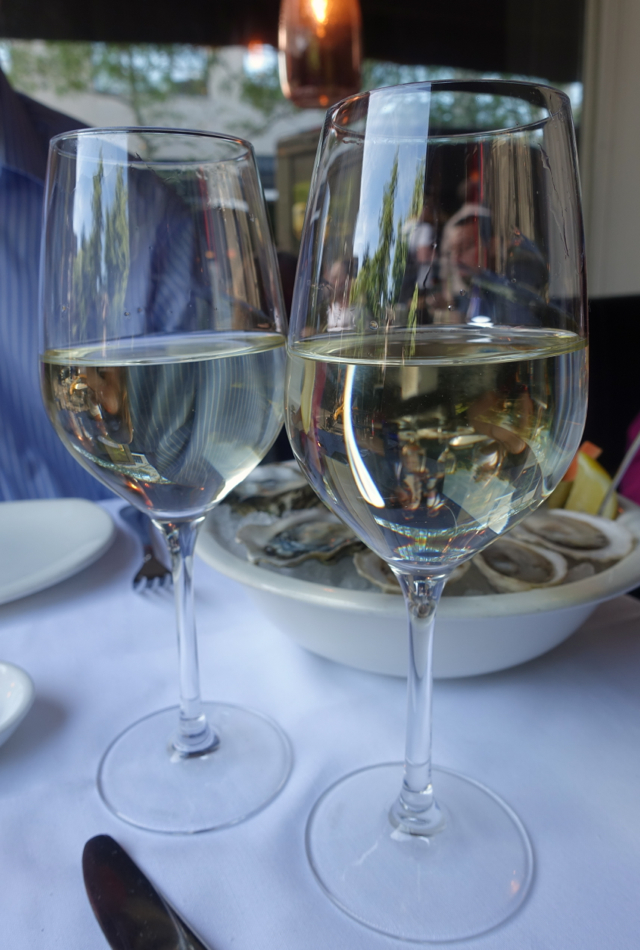 Loire Valley Sauvignon Blanc, The Clam NYC Review