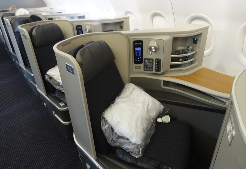 Review: American Airlines A321 First Class SFO to NYC