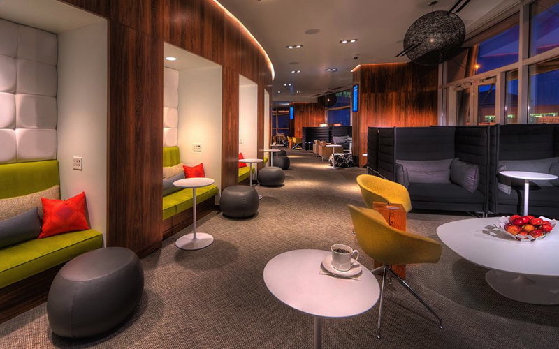 AMEX Centurion Lounge Houston IAH Now Open