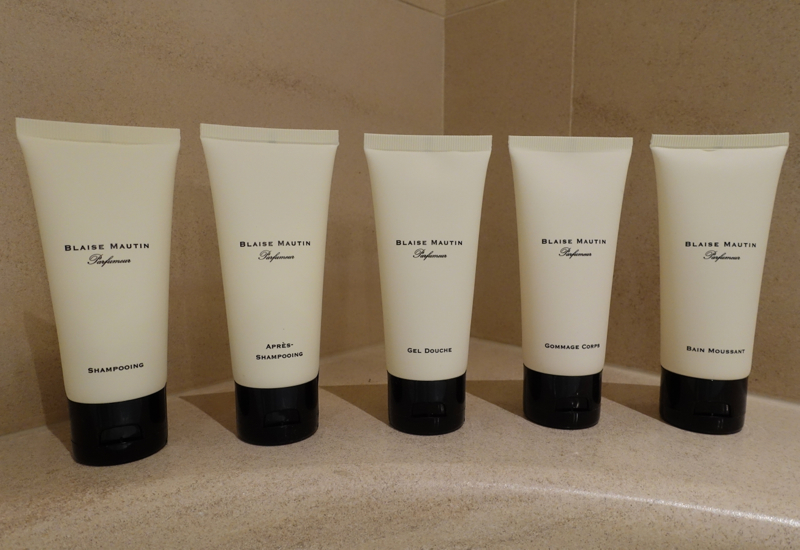 Blaise Mautin Bath Products, Park Hyatt Paris-Vendome Review